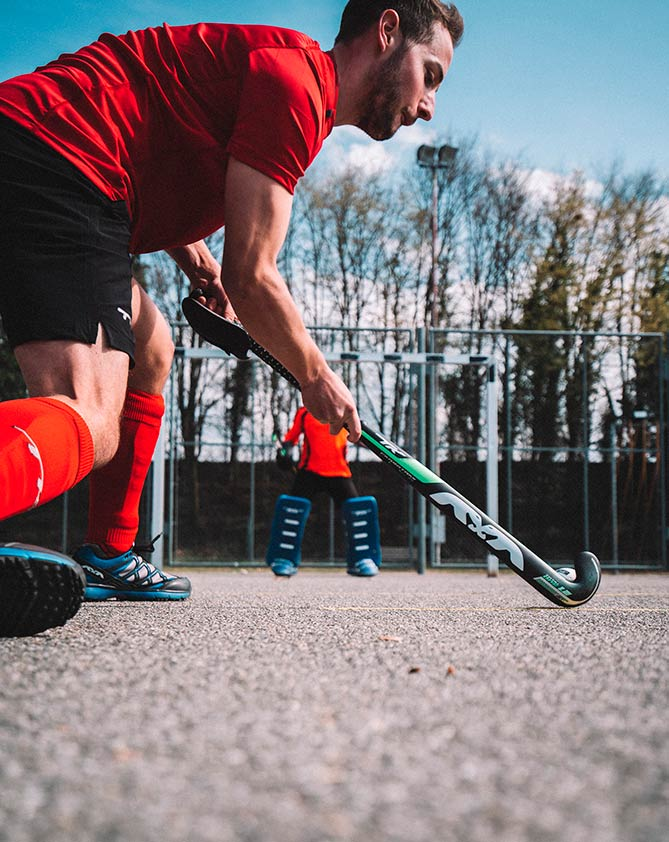 Palo de carbono de TK Hockey para hombres y mujeres