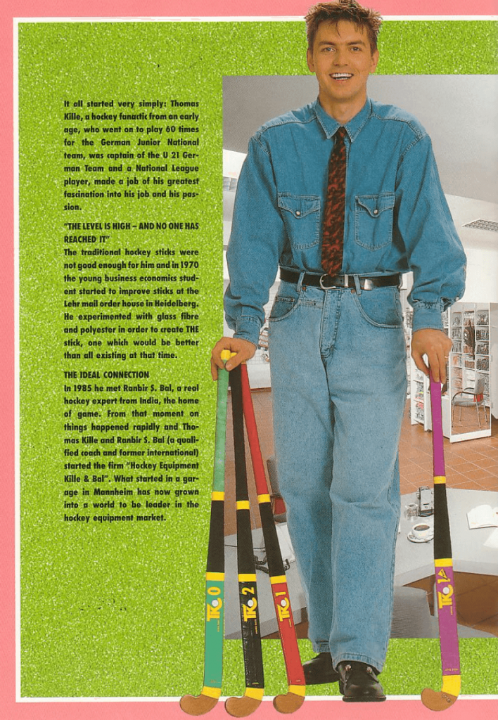 Los inicios de TK Hockey
